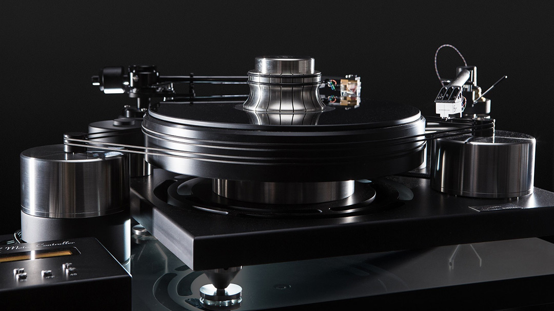 J. Sikora Initial Max black turntable authorized dealer