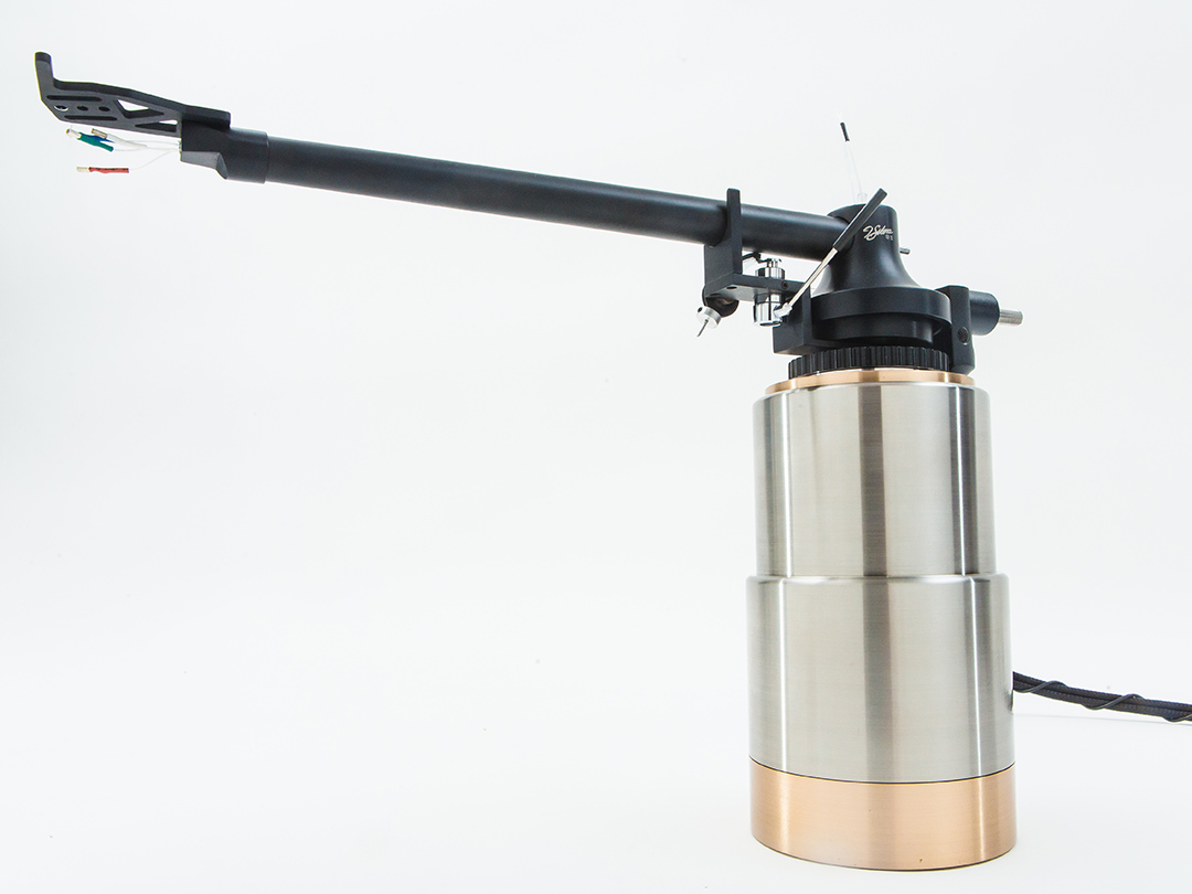 J. Sikora KV12 Kevlar® tonearm is the world's first Kevlar® tonarm