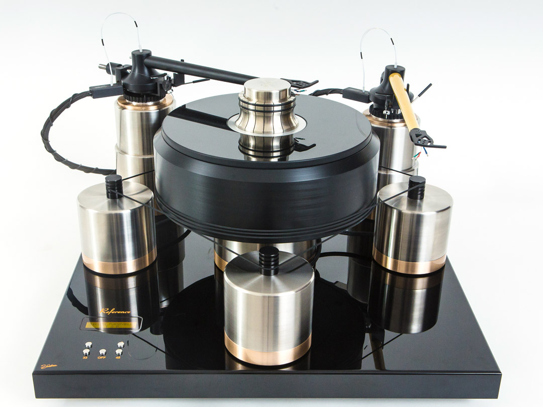 J. Sikora Reference Turntable