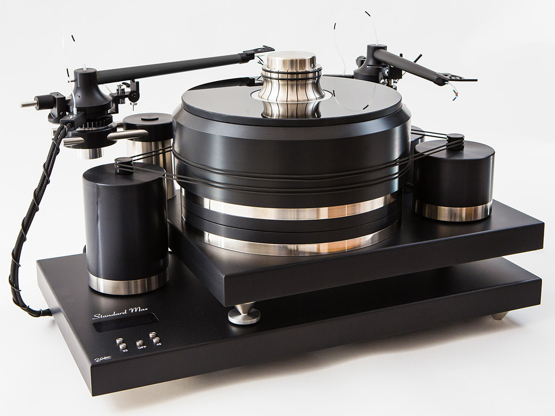 J. Sikora Initial turntable